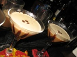 Grab a holiday drink at Yew's inviting lounge & bar