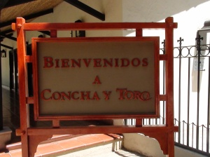 Concha y Toro - a familiar name
