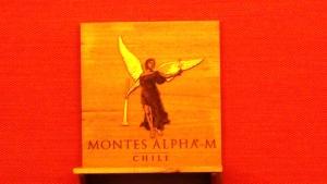 Monte Alpha 'M'
