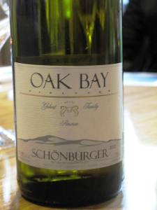 Oak Bay Schonburger