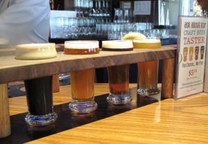 Craft Beer Tasting at River Brew Pub