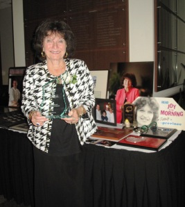 Joy Metcalfe - hall of famer