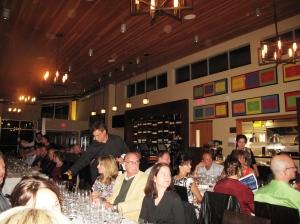 Miradoro dining room