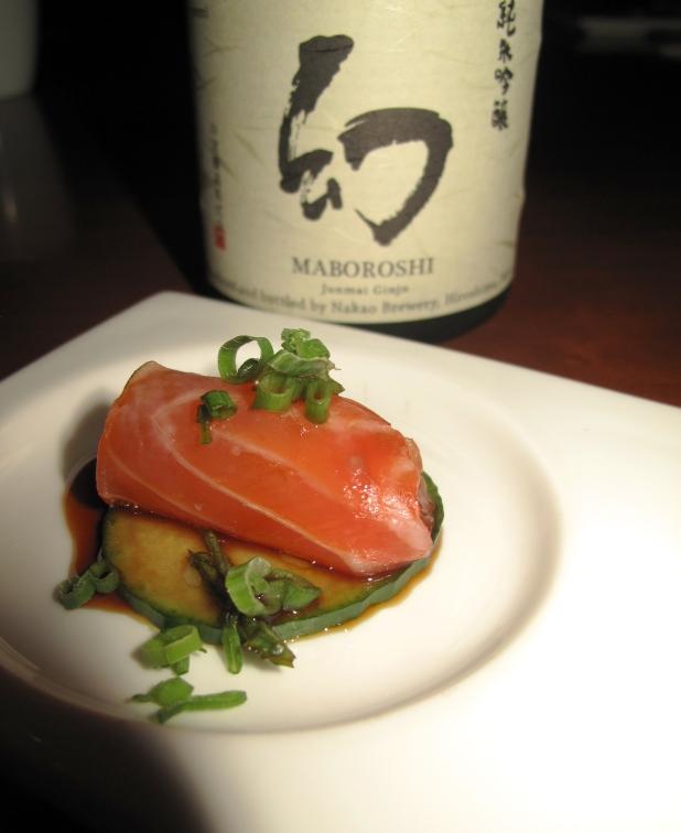 Maboroshi & sushi
