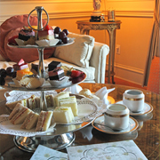 Rowena's Inn afternoon tea