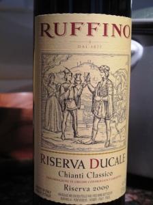 ruffino Riserva Ducale 2009 #2
