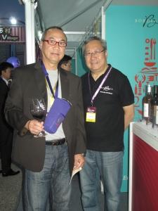 Henry & Mr. A. Choy