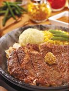 Pepper lunch - premium steak