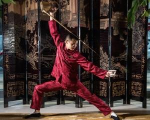 Kung Fu Tea Master